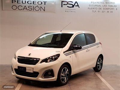 usado Peugeot 108 Collection VTi 52kW 72CV