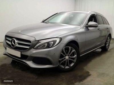 usado Mercedes C220 Clase Cd Exclusive Estate