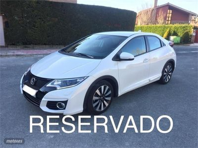 used Honda Civic 1.6 iDTEC Elegance