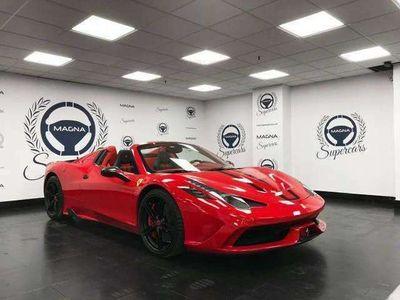 usado Ferrari 458 Speciale Aperta 605CV 1/499 - European Car
