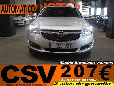 used Opel Insignia 2.0 CDTI Excellence Auto 125 kW (170 CV)