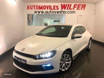 usado VW Scirocco 2.0 TDI 140cv Limited Edition BMT