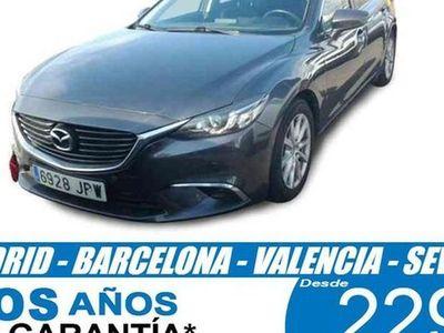 usado Mazda 6 2.2DE Style+ Aut. 110kW