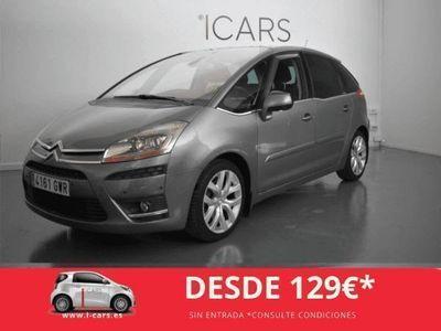 used Citroën C4 Picasso 2.0 HDi 135cv CMP Exclusive Plus
