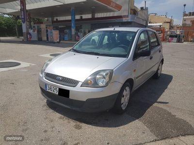 usado Ford Fiesta 1.25 60cv Ambiente