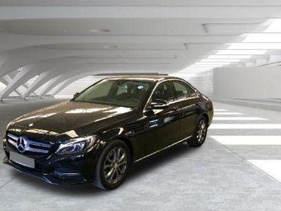 usado Mercedes C220 220 BlueTec(W205)