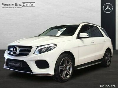 usado Mercedes GLE250 4Matic AMG Line