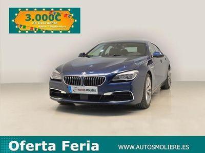 usado BMW 640 d Gran Coupe M 313 CV