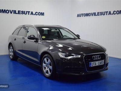 usado Audi A6 Avant 3.0 TDI 218cv quattro S tronic