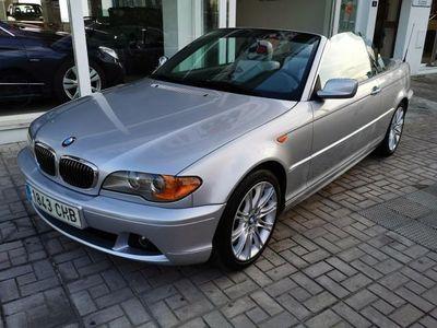 usado BMW 330 Cabriolet Serie 3 E46/2 Cabrio Aut.