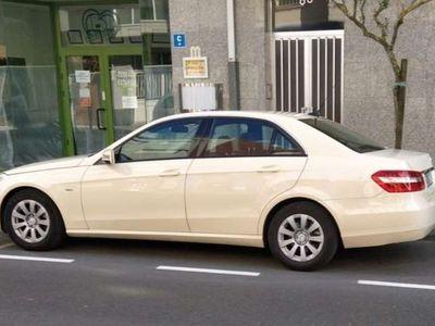 usado Mercedes E200 CDI BE Elegance Aut.
