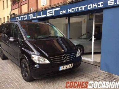 usado Mercedes Viano 2.2 CDI Trend Larga 7 plazas / Auto, Segunda Mano, Barcelona