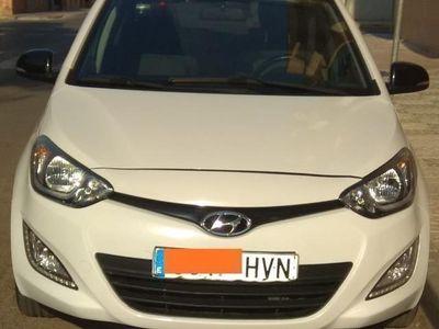 brugt Hyundai i20 1.1CRDI Go