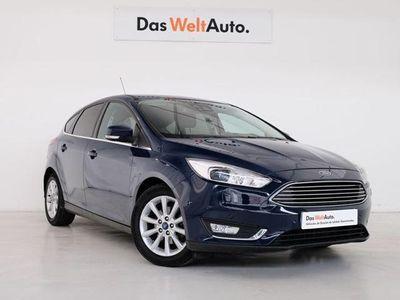 usado Ford Focus 1.0 Ecoboost S&S Titanium 92 kW (125 CV)