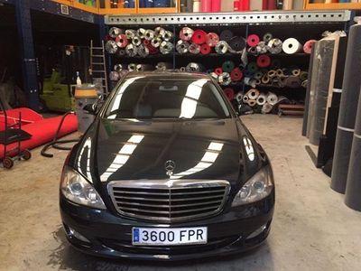 usado Mercedes S320 CDI Largo 4M