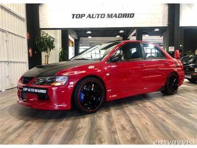 used Mitsubishi Lancer evo ix gasolina