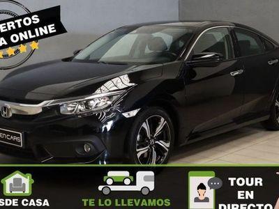 usado Honda Civic Sedán 1.5 VTEC Turbo Elegance Navi