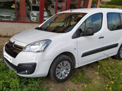usado Citroën Berlingo 1.6 HDi 75 Tonic