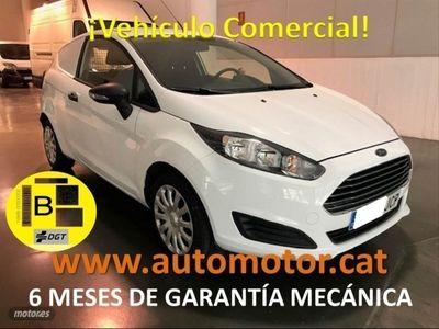 usado Ford Fiesta 1.5 TDCi 75cv