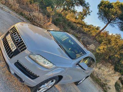usado Audi Q7 3.0 V6 TDI Clean DPF Quattro Ambiente Tiptronic A