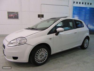 usado Fiat Grande Punto 1.3 Multijet 16v 90 Active