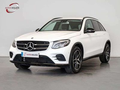 usado Mercedes GLC250 GLC2504Matic Aut.