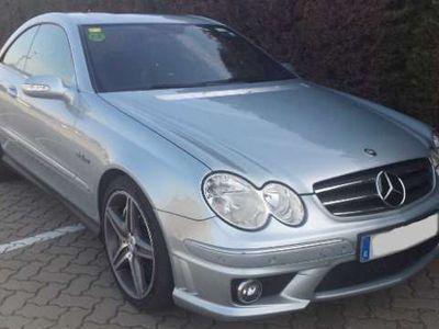 usado Mercedes CLK63 AMG AMG Clase Aut.