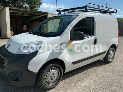 usado Fiat Fiorino Fiorino ComercialCargo 1.3mjt Adventure 60kw 80 cv en Madrid