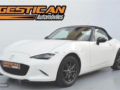 usado Mazda MX5 2.0 118kW 160CV Luxury Sport