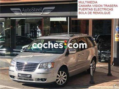 usado Chrysler Voyager Grand 2.8crd Limited Entret. Aut.