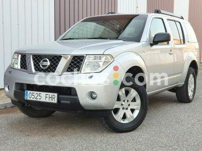 usado Nissan Pathfinder 2.5dci Le Aut. Dpf 171 cv en Tarragona