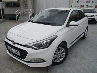 usado Hyundai i20 1.2 MPI 85cv GO 5p 6885-JNH, Madrid