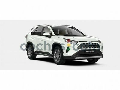 usado Toyota RAV4 Rav-42.5 Hybrid 2wd Luxury 218 cv en Madrid