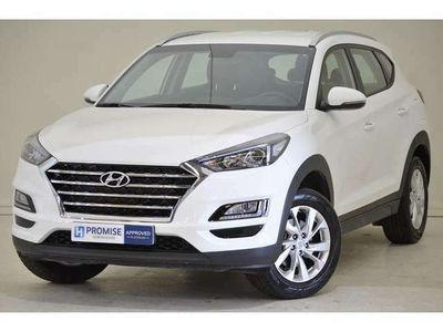 usado Hyundai Tucson 1.6 GDI BD Klass 4x2