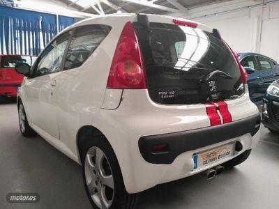 usado Peugeot 107 1.0i RC-LINE