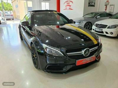 usado Mercedes C63S AMG Clase C C Coupe AMG