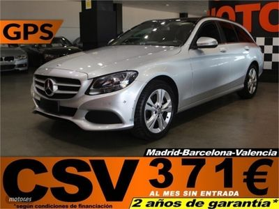 gebraucht Mercedes C220 Clase CBlueTEC Exclusive Estate