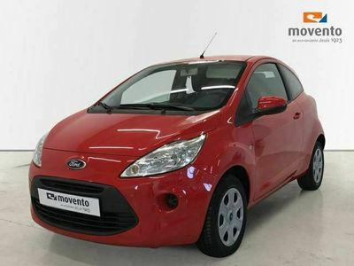 usado Ford Ka 1.20 Auto-SANDS White AND Black Edition 51kW (69CV)