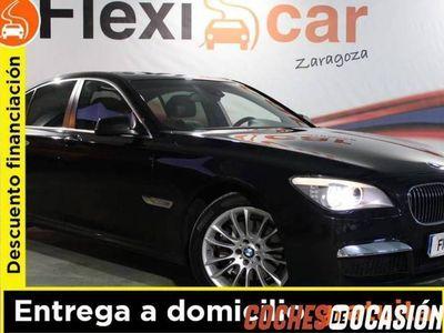 usado BMW 730 Serie 7 d, Segunda Mano, Zaragoza