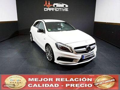 usado Mercedes A45 AMG Clase A4Matic