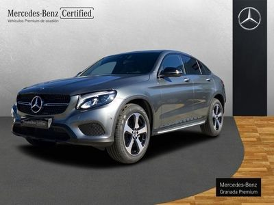 gebraucht Mercedes GLC220 d 4M COUPE[0-809 0-059]