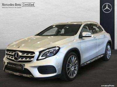 usado Mercedes GLA180 7G-DCT