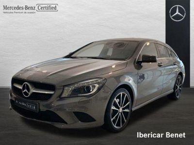 usado Mercedes 200 Clase CLA Shooting BrakeUrban