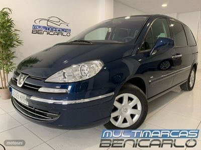 usado Peugeot 807 2.0HDI FAP Style 136 desde 165 euros/mes