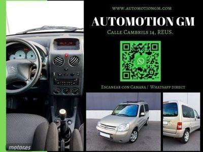 usado Citroën Berlingo Nuevo Combi SX Multispace 1.6 HDi 110 FAP