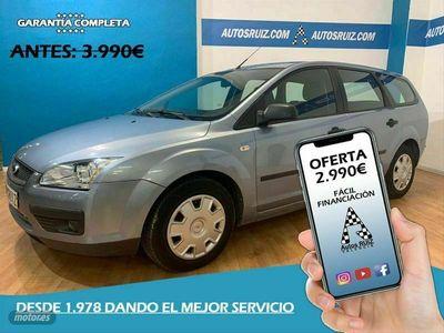 usado Ford Focus 1.6Ti VCT Ghia Sportbreak