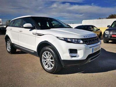 usado Land Rover Range Rover evoque 5p eD4 150 CV 4x2 Pure