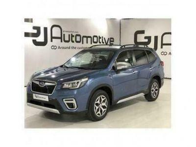 usado Subaru Forester 2.0i CVT Hybrid Executive Auto