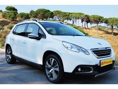 brugt Peugeot 2008 1.6 e-HDI Allure REBAJADO !COMO NUEVO!