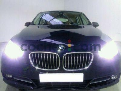usado BMW 520 Gran Turismo Serie 5 da Luxury 184 cv en Granada
